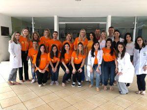 Serviço de Dermatologia do Hospital Universitário e Maternidade Therezinha de Jesus – Faculdade Suprema - 81 atendimentos